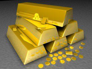 Mit Goldbarren die Finanzkrise umgehen?