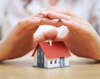 Schutz von Haus und Eigentum