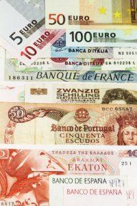 Währungsreform als Ursache der Finanzkrise?