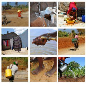 Wasserversorgung in Afrika